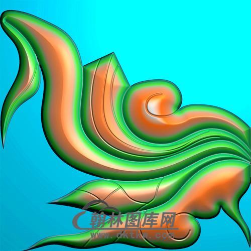 洋花精雕图(MBSC-2510)