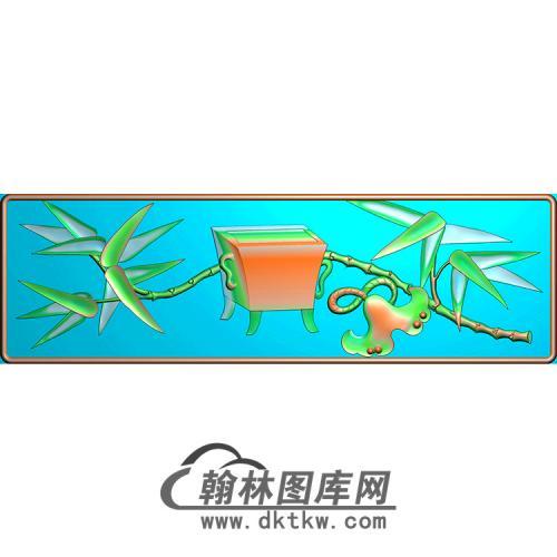 竹子精雕图(MBSC-2519)