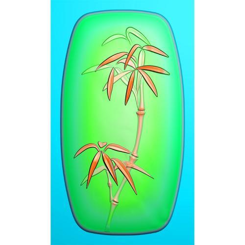 竹子精雕图(ZN-025)