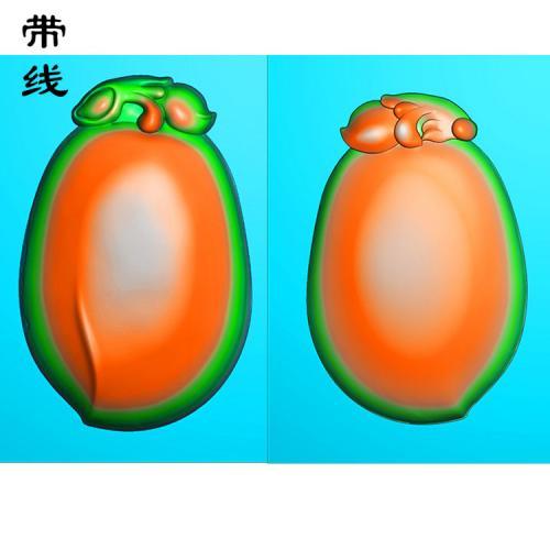 福瓜精雕图(HC-004)