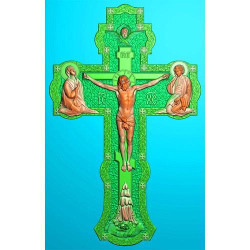 十字架精雕图(SZJ-002)