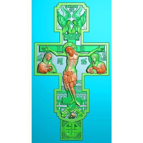 十字架精雕图(SZJ-003)