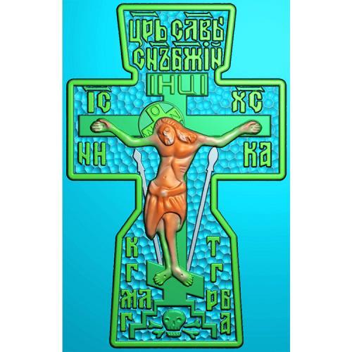 十字架精雕图(SZJ-004)