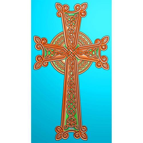 十字架精雕图(SZJ-005)