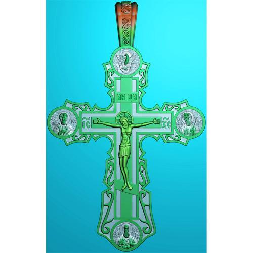 十字架精雕图(SZJ-006)