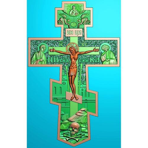 十字架精雕图(SZJ-007)