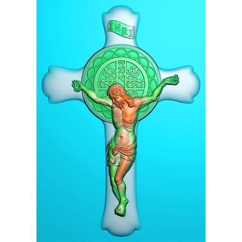 十字架精雕图(SZJ-013)