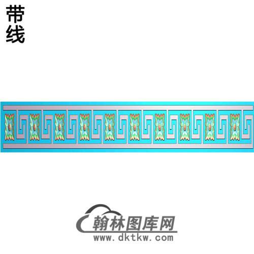 欧式腰线.束腰精雕图(YHH-164)