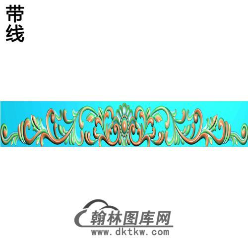 欧式腰线.束腰精雕图(YHH-169)