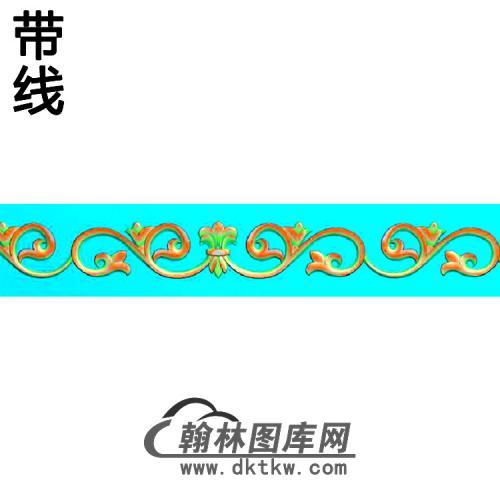 欧式束腰.腰线精雕图(YHH-274)