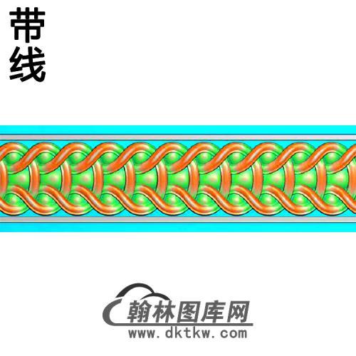 欧式束腰.腰线精雕图(YHH-278)