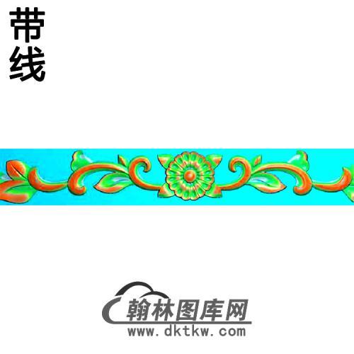 欧式束腰.腰线精雕图(YHH-281)