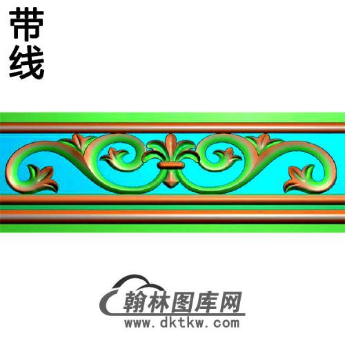 欧式束腰.腰线精雕图(YHH-288)