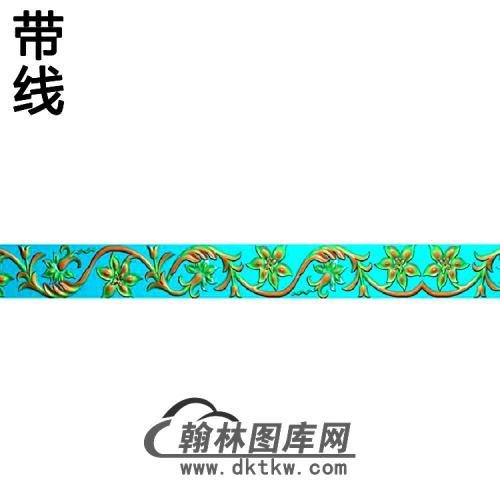 欧式束腰.腰线精雕图(YHH-291)