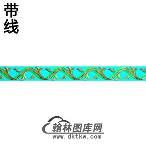 欧式束腰.腰线精雕图(YHH-301)