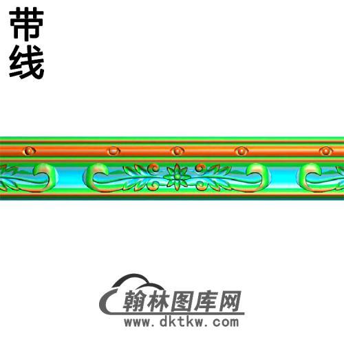 欧式束腰.腰线精雕图(YHH-304)