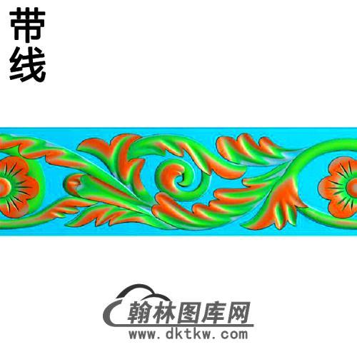 欧式束腰.腰线精雕图(YHH-306)