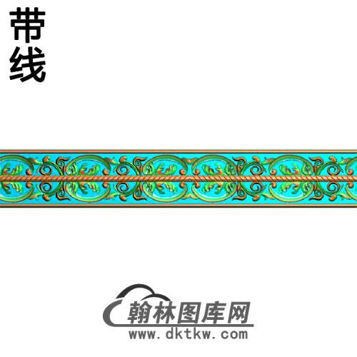 欧式束腰.腰线精雕图(YHH-312)