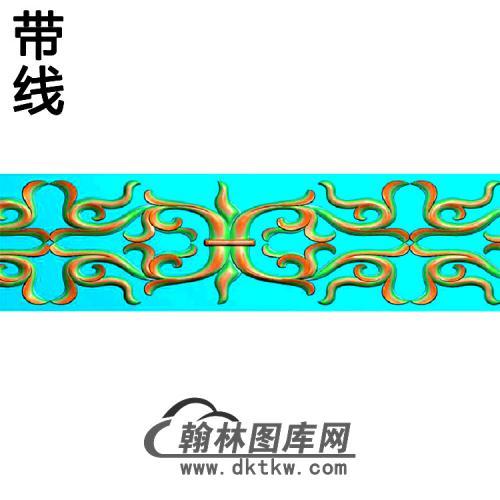 欧式束腰.腰线精雕图(YHH-317)