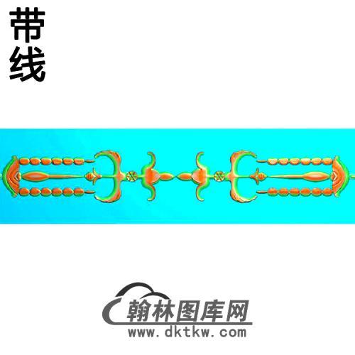 欧式束腰.腰线精雕图(YHH-318)