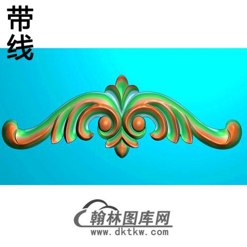 欧式洋花精雕图(QTH-083)
