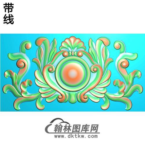 欧式洋花精雕图(QTH-186)