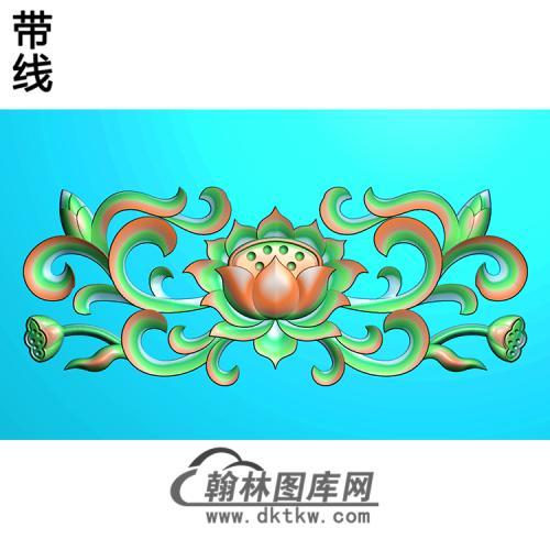 欧式洋花精雕图(QTH-230)