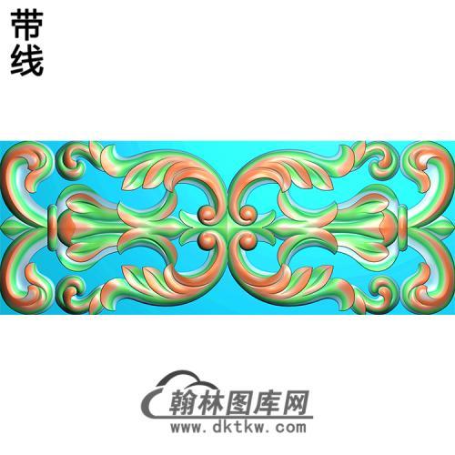 欧式洋花精雕图(QTH-231)