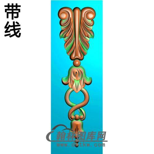 欧式洋花精雕图(QTH-266)