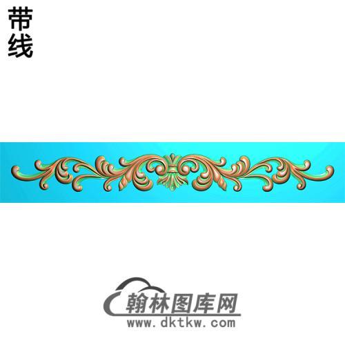 欧式洋花精雕图(QTH-280)