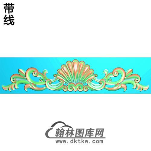欧式洋花精雕图(QTH-288)