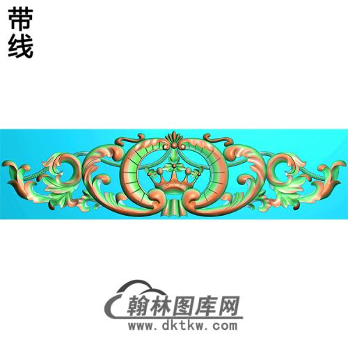欧式洋花精雕图(QTH-290)