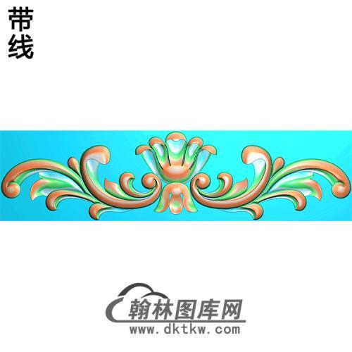 欧式洋花精雕图(QTH-295)