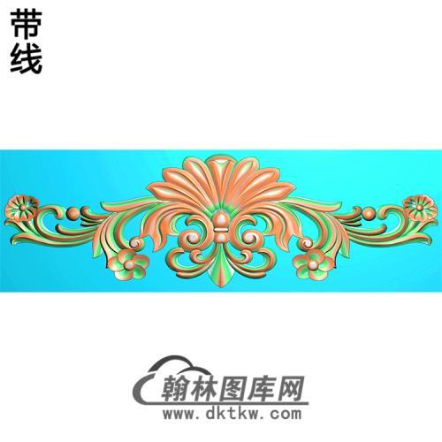 欧式洋花精雕图(QTH-297)