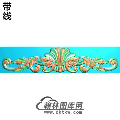 欧式洋花精雕图(QTH-325)