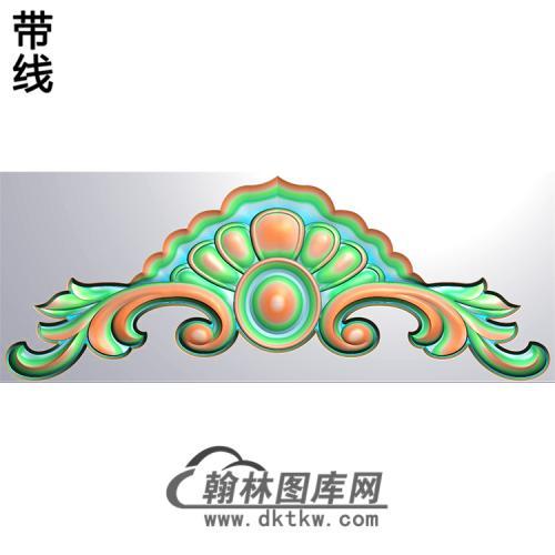 欧式洋花精雕图(QTH-375)