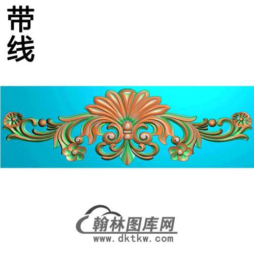 欧式洋花精雕图(QTH-420)