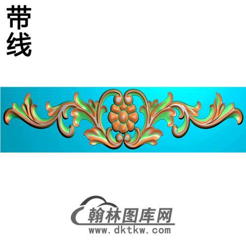 欧式洋花精雕图(QTH-444)
