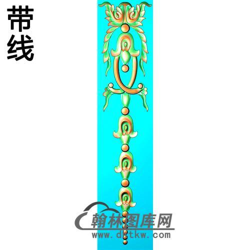 欧式洋花精雕图(QTH-463)