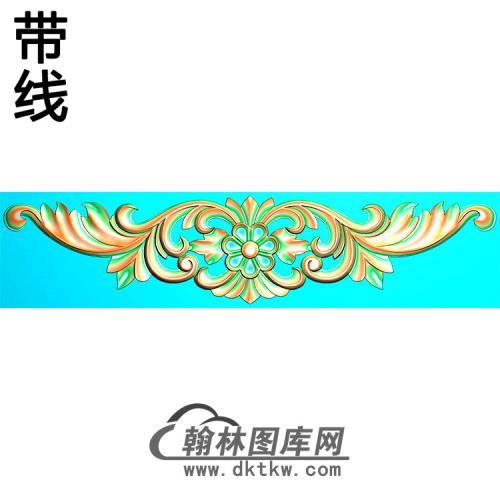 欧式洋花精雕图(QTH-503)