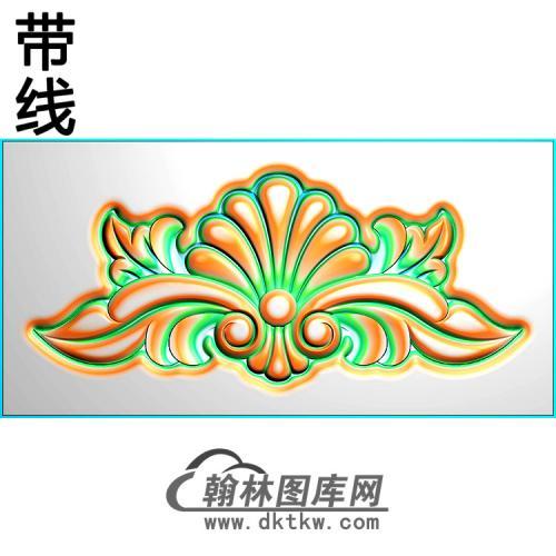 欧式洋花精雕图(QTH-527)