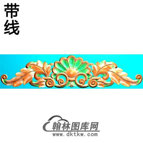欧式洋花精雕图(QTH-582)