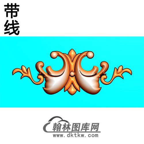 欧式洋花精雕图(QTH-588)