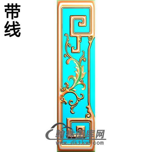 欧式洋花精雕图(QTH-591)