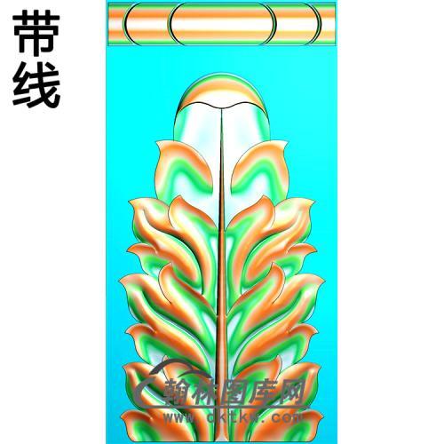 欧式柱头.梁托精雕图(ZTH-076)