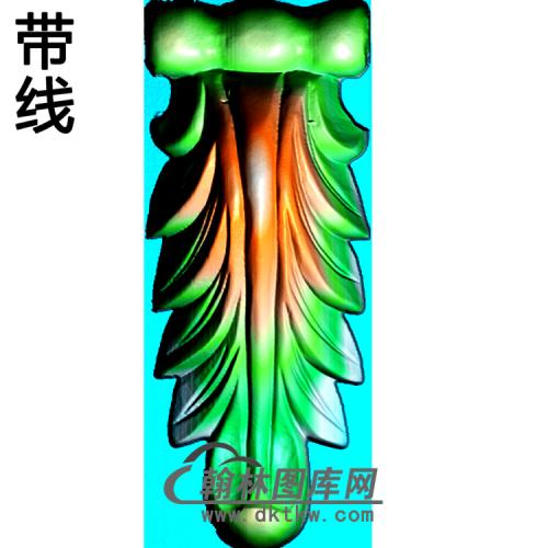 欧式柱头.梁托精雕图(ZTH-082)