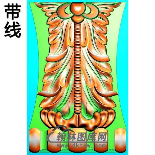欧式柱头.梁托精雕图(ZTH-085)