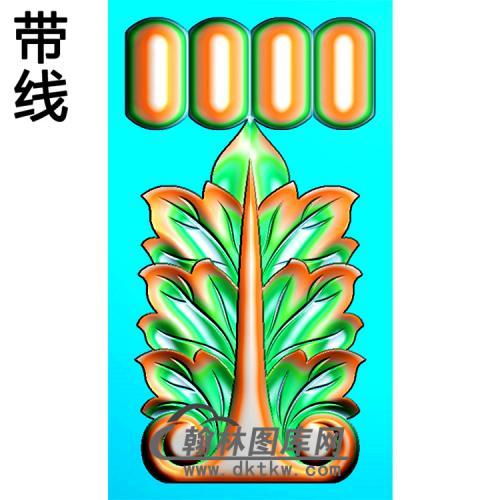 欧式柱头.梁托精雕图(ZTH-086)