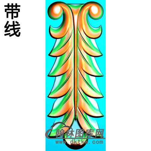 欧式柱头.梁托精雕图(ZTH-088)