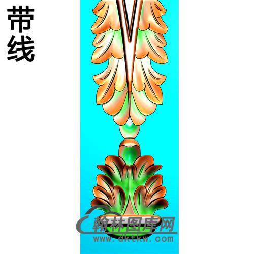 欧式柱头.梁托精雕图(ZTH-091)
